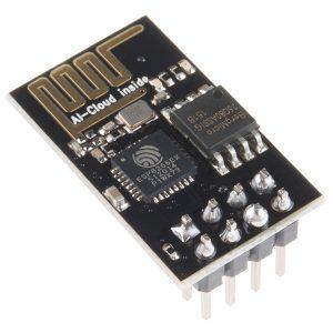 Wi-Fi მოდული ESP-01 (392)
