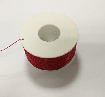 სამონტაჟო კაბელი 1მ (წითელი) (2465)