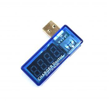 USB ძაბვის/დენის საზომი (2865)