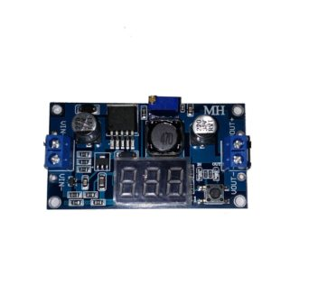 STEP-DOWN Converter LM2596 + voltmeter (3029)