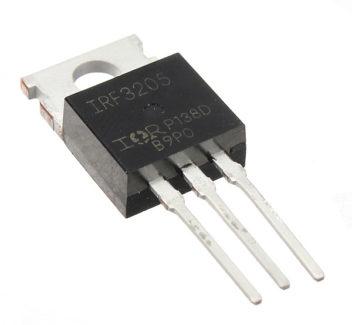 ველის ტრანზისტორი MOS N-FET IRF3205 (4568)