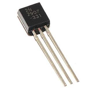 ბიპოლარული PNP ტრანზისტორი 2N2907 (4768)