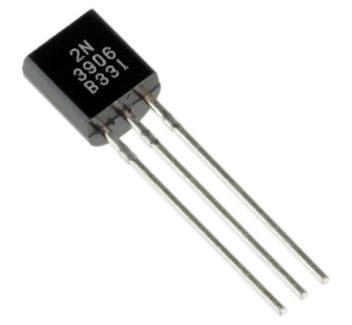 ბიპოლარული PNP ტრანზისტორი 2N3906 (4805)