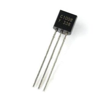 ბიპოლარუი NPN ტრანზისტორი 2SC1008 (4891)