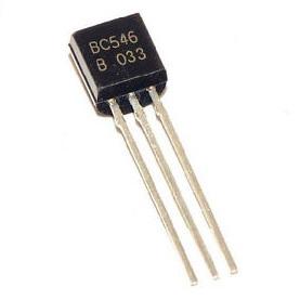 ბიპოლარუი NPN ტრანზისტორი BC546 (4761)