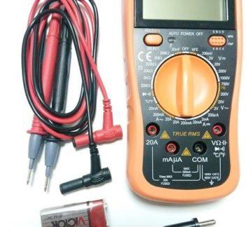 მულტიმეტრი VC890C+ (4125)