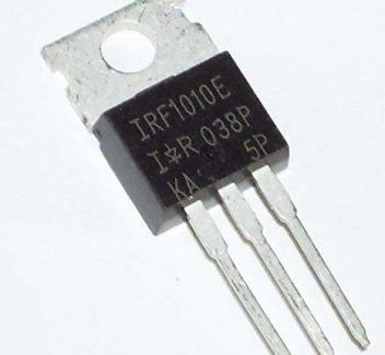ველის ტრანზისტორი MOS N-FET IRF1010 E (4721)
