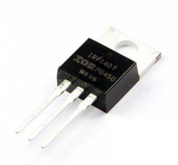 ველის ტრანზისტორი MOS N-FET IRF1407 (4702)