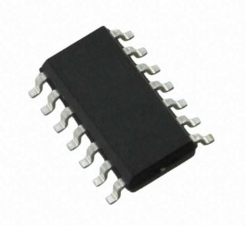 LM324  SMD (5043)