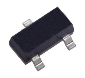 ბიპოლარუი NPN ტრანზისტორი MMBT2907 ALT1G SMD 2F (4917)