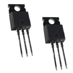 ველის ტრანზისტორი MOS N-FET IRF610 (4589)