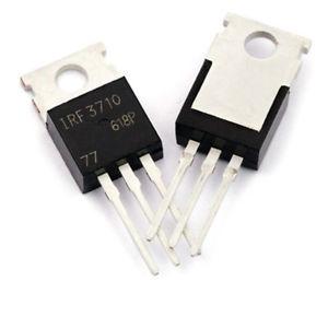 ველის ტრანზისტორი MOS N-FET IRF3710 (4626)
