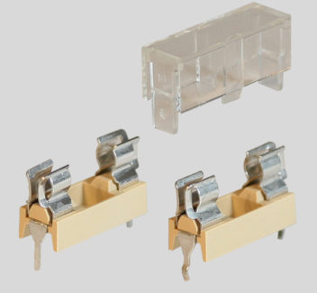 დამცველის ბუდე ხუფით 5x20mm (6459)