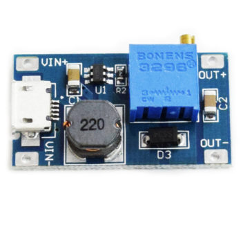 Micro USB Step-UP კონვერტერი 2A (8499)