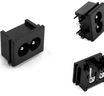 Power socket C8 (8443)