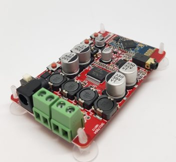 ხმის გამაძლიერებელი Bluetooth-ით, TDA7492P ( 2X50Watt ) (8840)