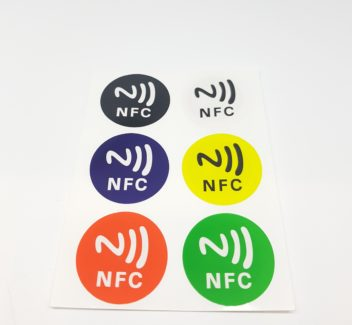 NFC სტიკერი (8932)
