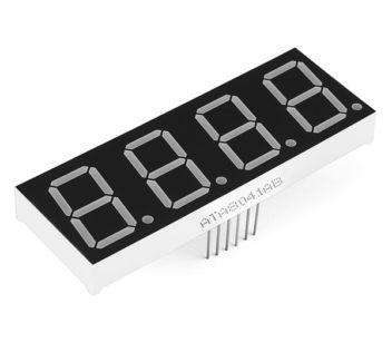 ოთხმაგი 7 სეგმენტიანი LED ეკრანი (7815)
