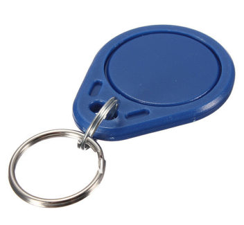 RFID ჩიპი NTAG215 keychain card 13Mhz (7616)