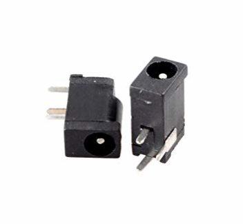 dc001 dc seat 3.5×1.3 mm power 3 pin socket power interface charging port (8958)